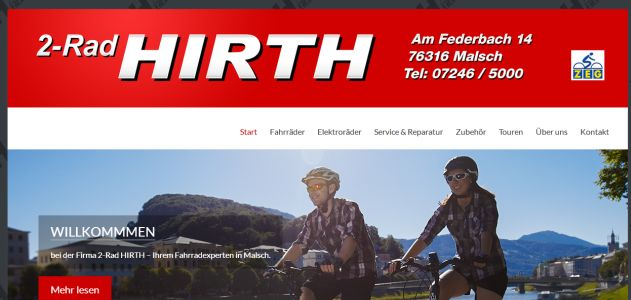 Fahrrad Hirth