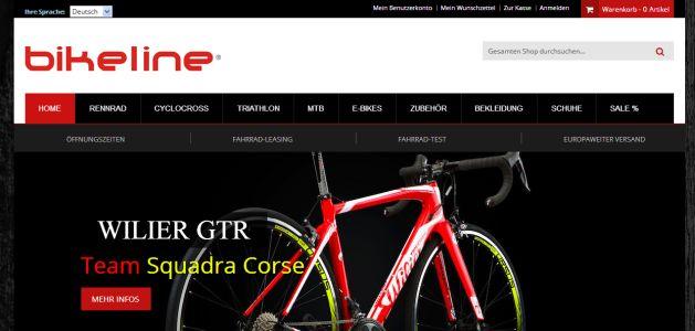 bikeline lindemaier m nchen fahrrad online shop. Black Bedroom Furniture Sets. Home Design Ideas