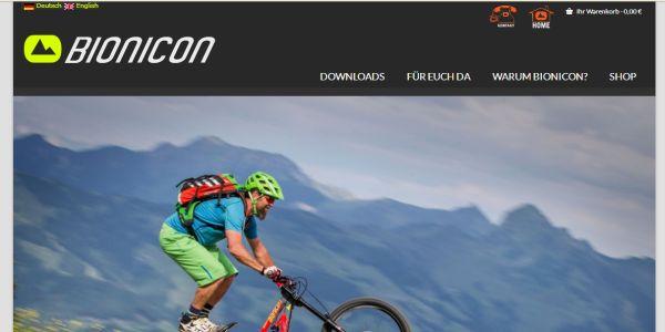 einzigartiger Stil attraktiver Stil beispiellos Bionicon GmbH - Fahrradhersteller Rottach-Egern