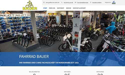 Fahrrad Bauer Gelenau