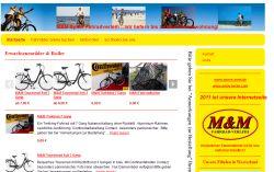 fahrrad sylt mieten
