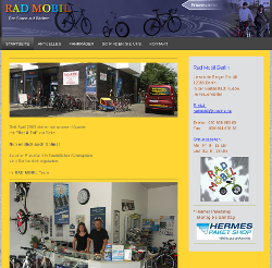 Radmobil Berlin / Rudow