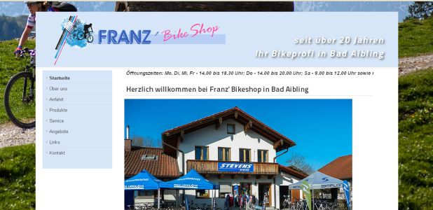 Franz BikeShop Bad Aibling