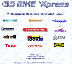 GS-BIKE Rennrad Shop