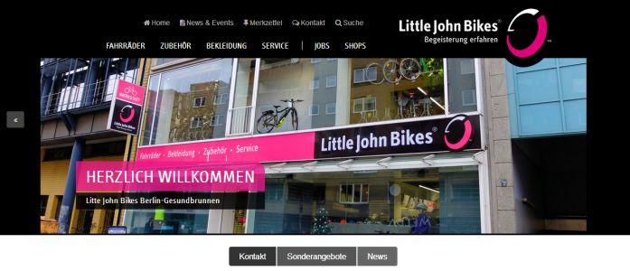 little john bikes fahrradhandel gmbh fahrradladen berlin gesundbrunnen