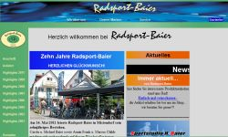modernes Design neu billig Factory Outlets Radsport-Baier - Fahrradkleidung Mistendorf