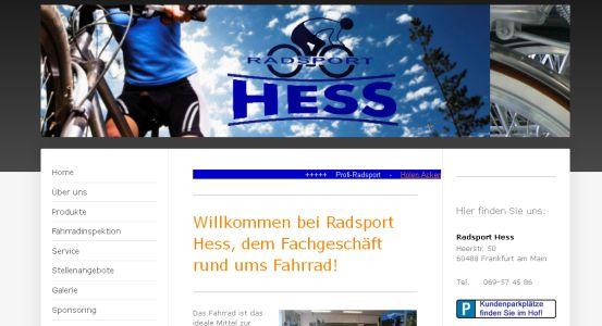 Frankfurt Höchst Fahrradhändler In