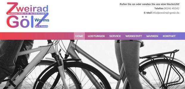 später Neueste Mode elegante Schuhe Zweirad Gölz - Fahrradladen Worms