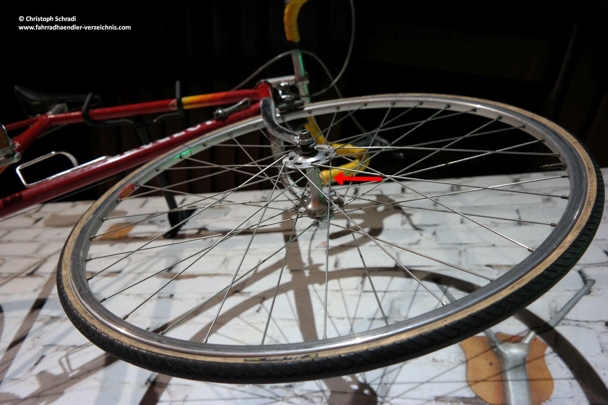 fahrradnabe laufradnabe am fahrrad e bike. Black Bedroom Furniture Sets. Home Design Ideas