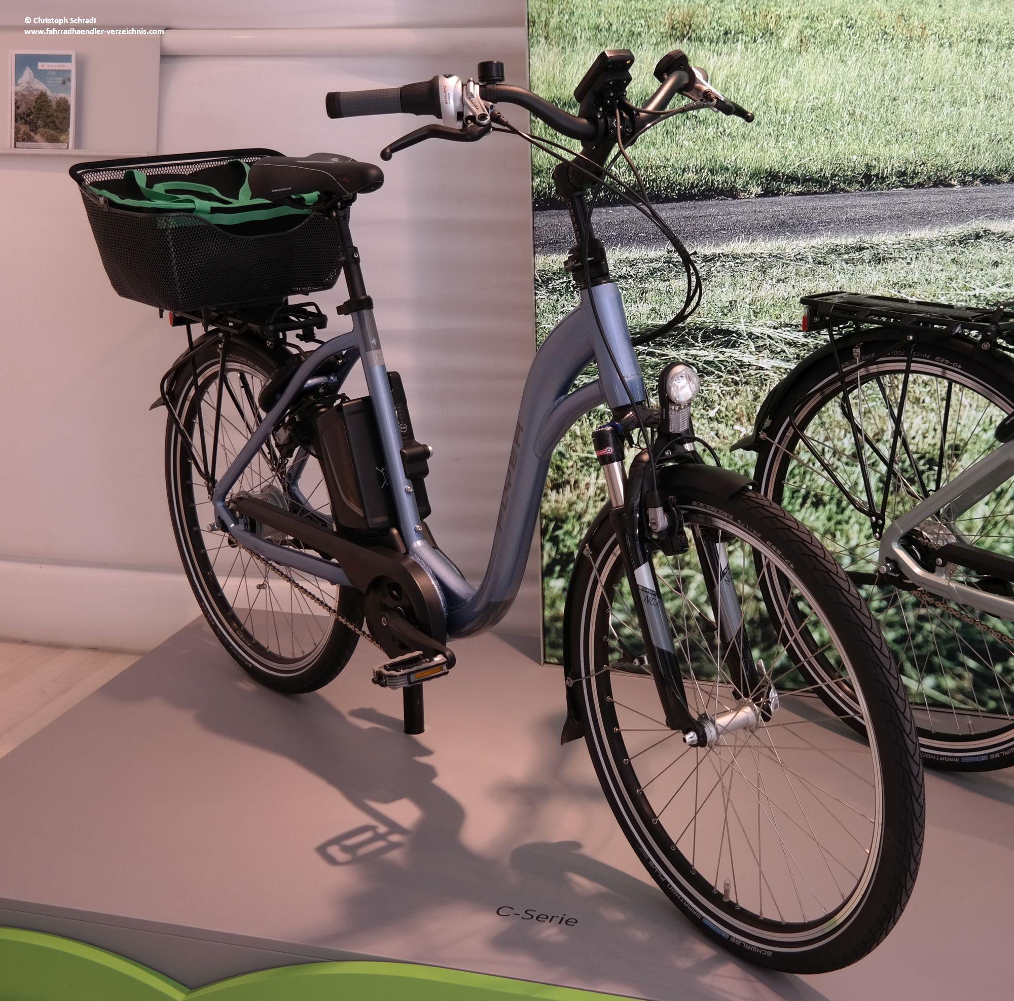 Citybikes - schicke, aufrechte Räder für die Stadt