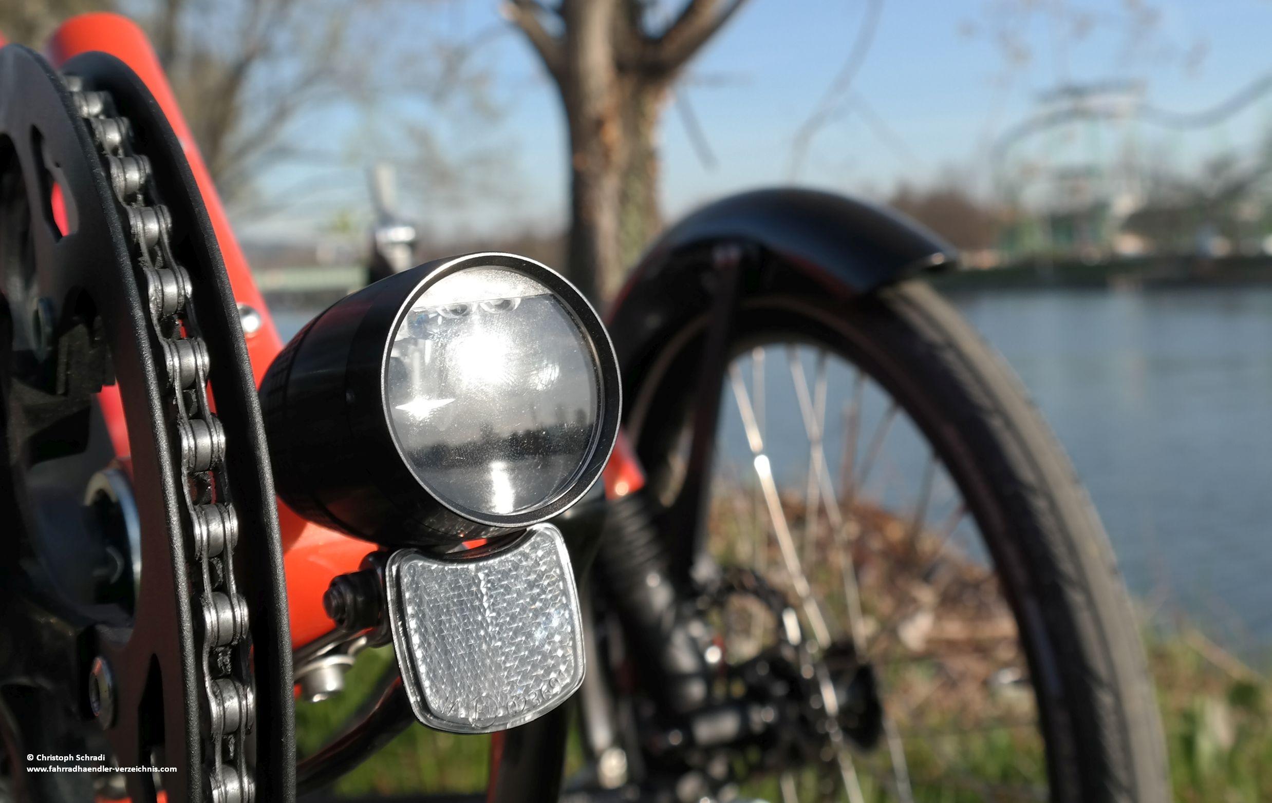 e bike lampen kaufberatung hersteller und modelle