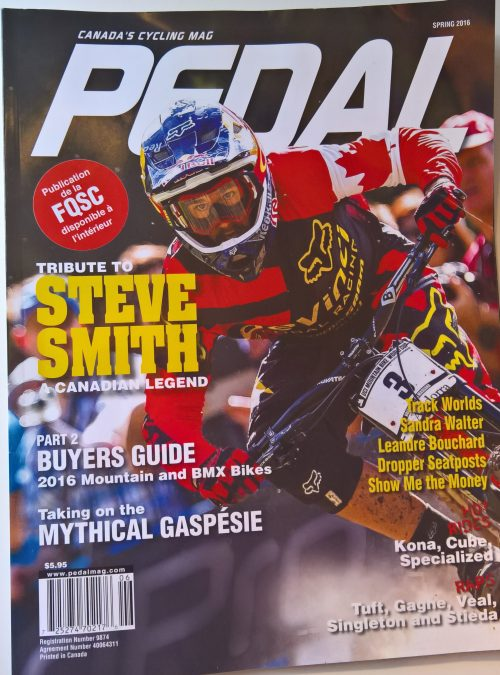 Pedal – Canada's Cycling Mag [English]